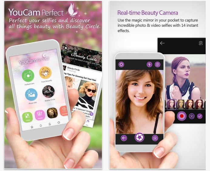 Những ứng dụng chụp ảnh 'tự sướng' độc đáo cho iOS và Android - ảnh 4