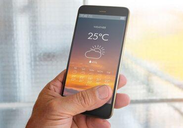 Những ứng dụng smartphone giúp theo dõi thời tiết dễ dàng | Công nghệ