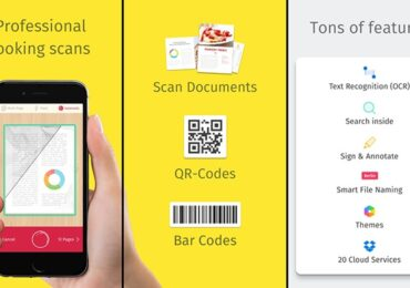 Những ứng dụng giúp biến smartphone thành máy scan | Công nghệ