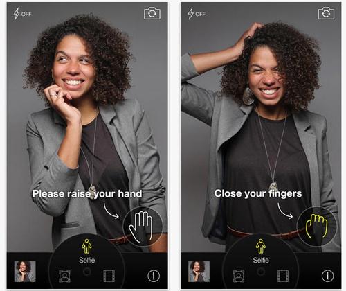 Những ứng dụng chụp ảnh 'tự sướng' độc đáo cho iOS và Android - ảnh 1