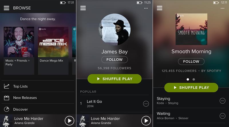 Những ứng dụng nghe nhạc bản quyền nổi bật - ảnh 2