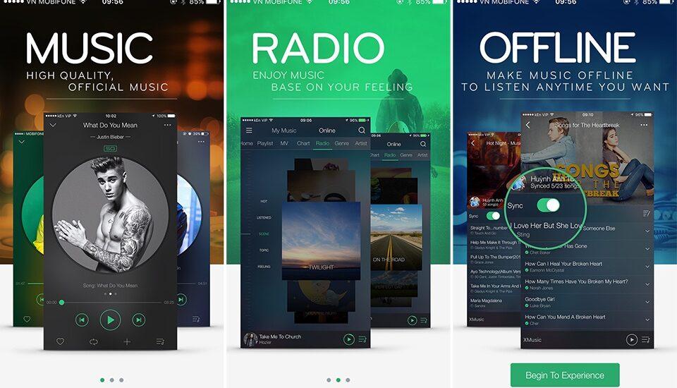 Những ứng dụng nghe nhạc bản quyền nổi bật   Công nghệ