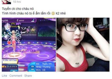 Nữ game thủ Việt đua nhau chụp ảnh tìm chồng trong game